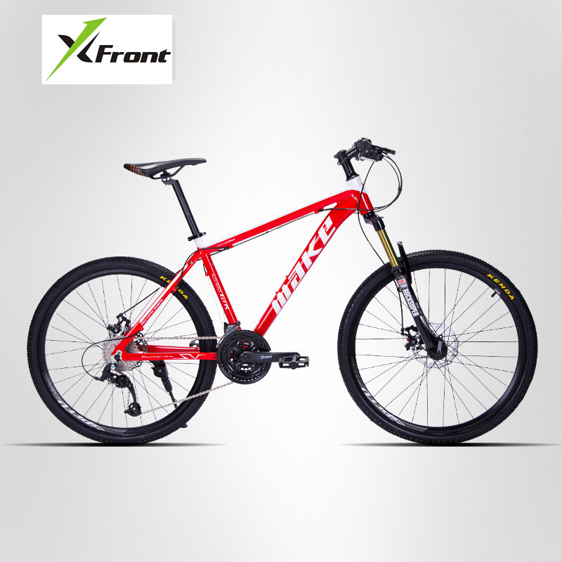 New Brand Mountain Bike Aluminum Alloy Frame 26/27.5 inch Wheel Oild Disc Brake Bicycle Outdoor Downhill 30 Speed Bicicleta image