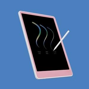 Image 4 - Xiaoxun لوحة كتابة للأطفال ، لوحة فنية مع شاشة LCD مقاس 8.5/12/16 بوصة ، حساسية عالية ، تقنية الكشف عن الضغط ، لا توجد آثار للعين