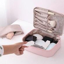 Travel Women Makeup Bag…