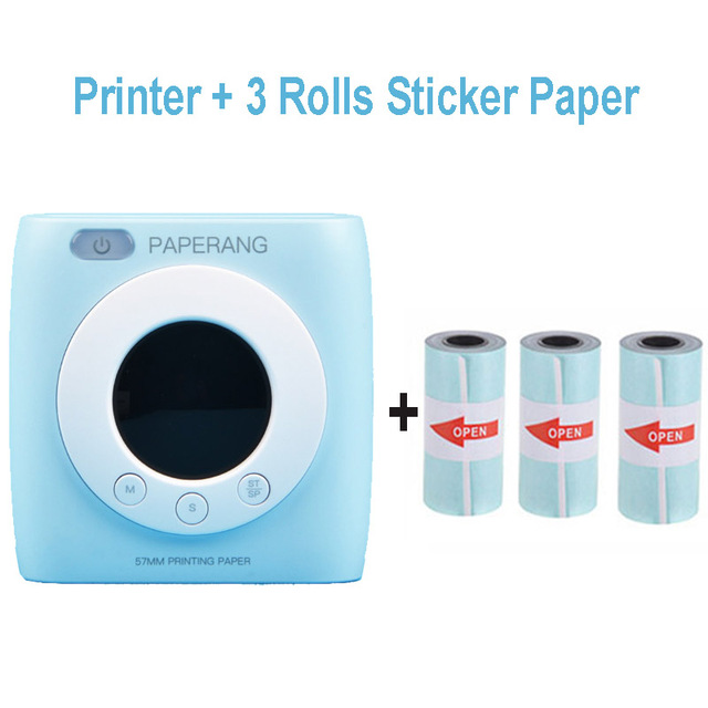 b and 3rolls sticker