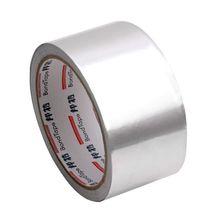 50mmx 17M  Roll Silver Aluminium Foil Adhesive Sealing Tape Heating Duct Repairs Drop Ship