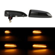 цена на Led Dynamic Turn Signal Side Marker Light Sequential Blinker Light for Opel Astra J Astra J K Zafira C Insignia B Grandland X