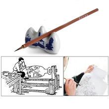 Маленькая ручка с крючком керамические инструменты кисть для