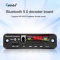Плата декодера TWS Bluetooth 5,0 APE/MP3, 5 В, поддержка TF-карты, USB, AUX