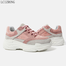 Women Shoes 2020 New Chunky Sneakers For Woman Vulc