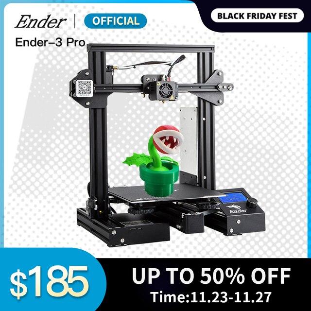 Ender 3 פרו 3D מדפסת ערכת Upgrad Cmagnet לבנות צלחת Ender 3Pro לחדש הפסקת חשמל הדפסה מתכוון גם כוח Creality 3D