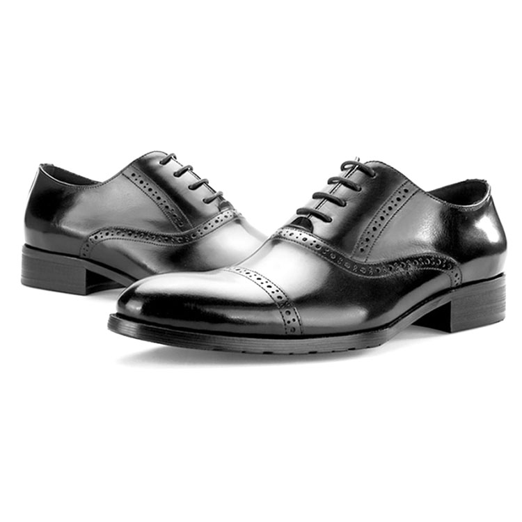 Wincheer 2019 Luxe Mannen Jurk Lederen Schoenen Plus Size Lace Up Business Casual Schoenen Mannen Formele Bruiloft platte Schoenen