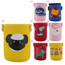 Baby Insulation Bags Bottle Water Storage Bag Thermos Straw Cup Package Feeder Warmer Cover Baby Bottle