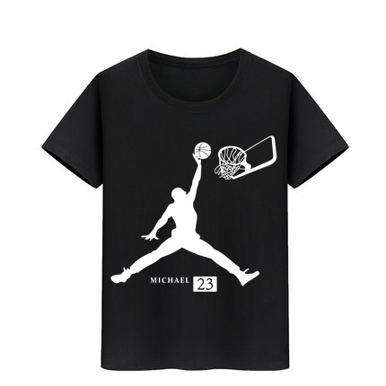 Kids T-shirt 23 T Shirt Boy Girl Nba Tshirt Michael Basketball Player Children Teeshirts Teenager Sport Casual Tops Tee