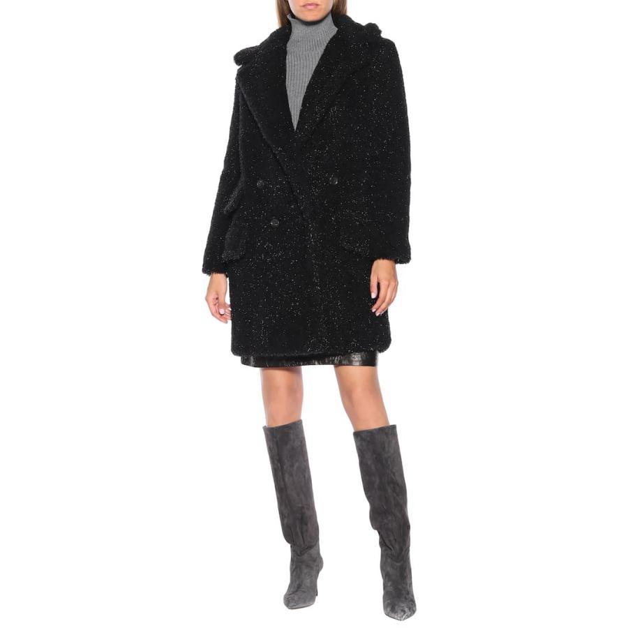 Women 100% Sheep wool Coats Long 2019 Fashion Winter Sheep wool Female Jackets Loose Big Code Overcoat Thick Warm