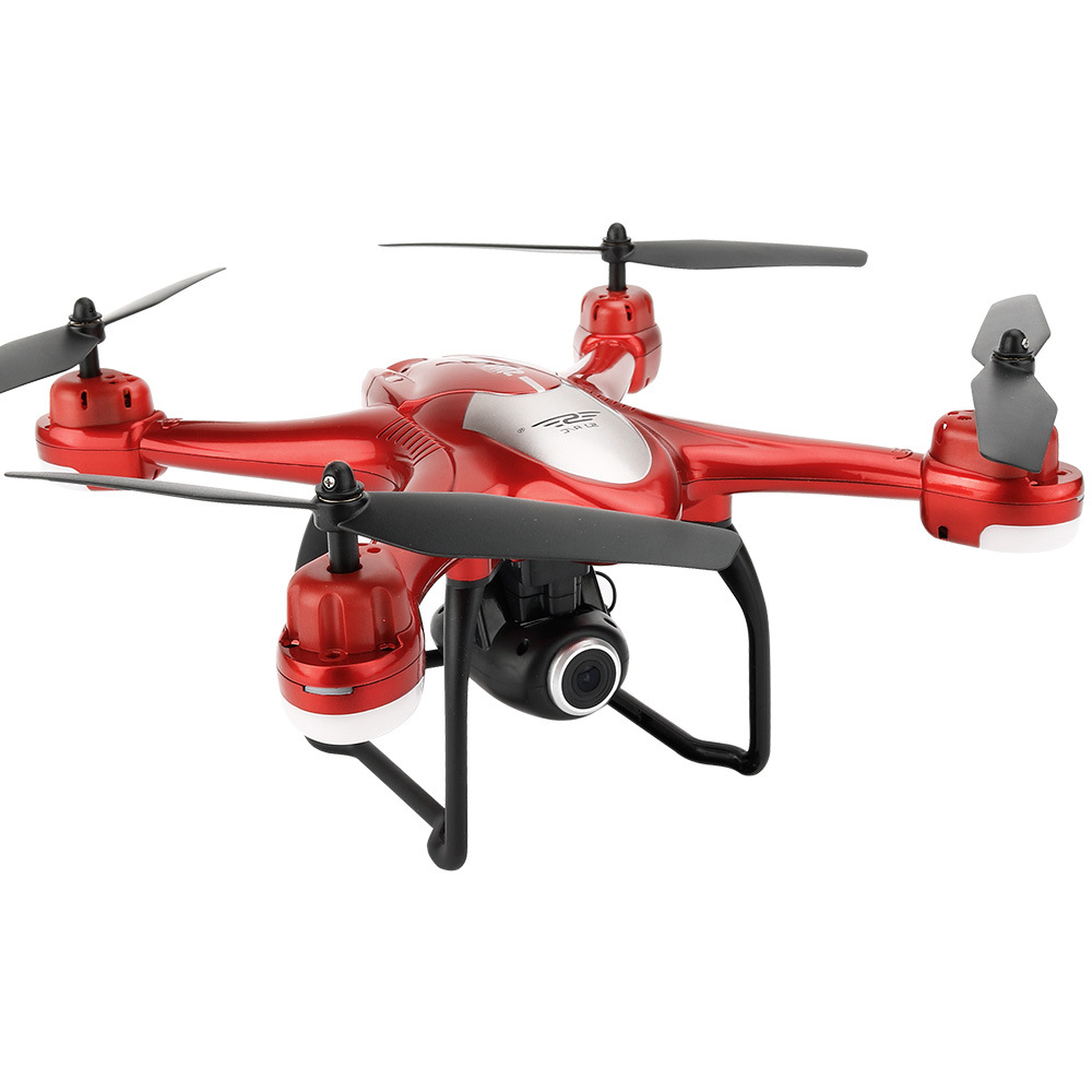 S30w Unmanned Aerial Vehicle Aerial Photography GPS Positioning Automatic Follow Automatic Return Remote Control Aircraft Quadco