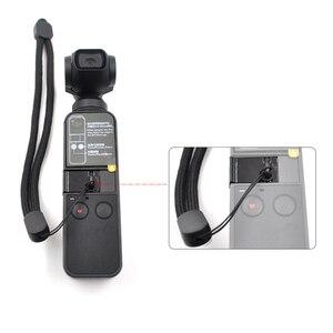 Image 4 - DJI OSMO cep kamera Gimbal bilek kayışı Sling telefon adaptörü arabirim kapak İpi DJI OSMO cep 2 aksesuarları