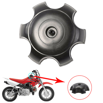 motorcycle Gas Fuel Tank Cap Cover for Honda crf50 crf70 crf110 crf150 For Dirt Pit Bike Lifan YX BSE SSR 50cc 90cc 110cc image