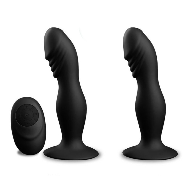 Remote Control Anal Dildo Vibrator Prostate Massager G Spot Stimulator 10 Speeds Realistic Penis Vibrator Sex Toys For Men Woman