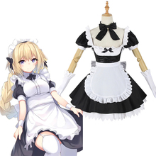 Game Fate Grand Order Cosplay Costumes Avenger Jeanne dArc Costume Saber Maid Halloween Party Women FGO