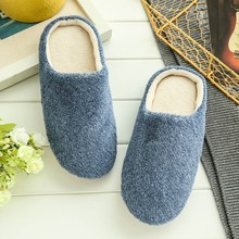 Обувь для влюбленных пар; мужские зимние тапочки; теплые домашние плюшевые мягкие тапочки; нескользящая зимняя обувь для спальни; chaussures;#25