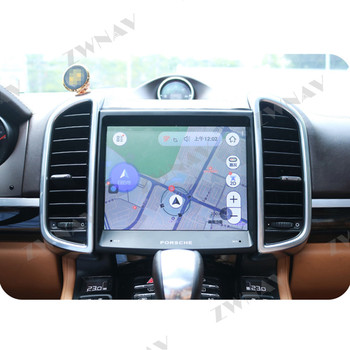 Android 9 DSP Carplay For Porsche Cayenne 2010 2011 - 2017 IPS HD Screen Radio Car Multimedia Player GPS Navigation Audio Video