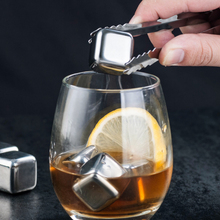 Whisky Wine Stainless Ice Cooler Reusable Whiskey Stones Chillers Granite Wine Drinks Cooler Ice Cubes Whiskey Rocks Bulk whiskey whisky