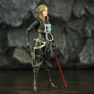 """Image 2 - SW 6"""" Jaina Sol Legends Action Figure The Black Series Toy Doll Model Collectable"""
