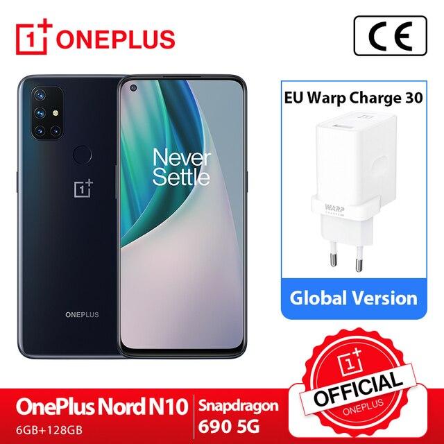 Смартфон OnePlus Nord N10 1