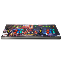 3A original Pandora box arcade game controller support multiplayer game 3 4 players with handle
