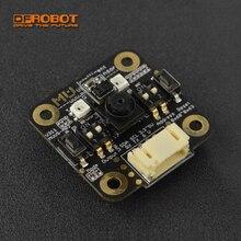 Mới Dfrobot Mu Tầm Nhìn Nhận Dạng Hình Ảnh Cảm Biến Dual Core 240MHz UART IIC Wifi Đầu Ra Cho Arduino Mixly Micro: bit