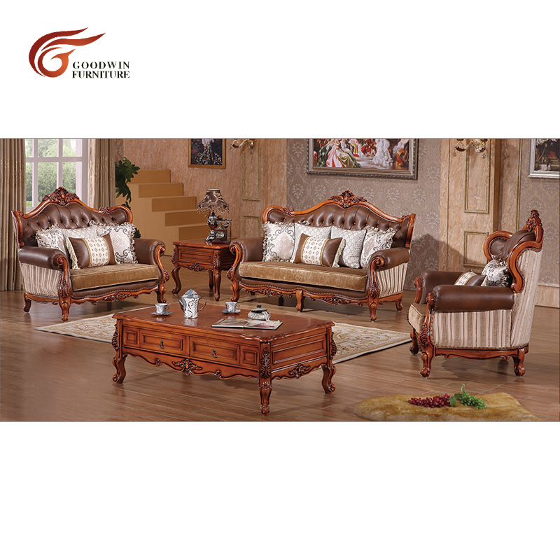 Living Room Furniture Antique Style