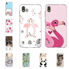 For ZTE Blade A530 Case Ultra-thin Soft TPU Silicone For ZTE Blade A530 Cover Cute Cat Patterned For ZTE Blade A530 Bumper Shell for zte blade a530 cover ultra thin soft silicone tpu for zte blade a530 case cartoon patterned for zte blade a530 coque shell