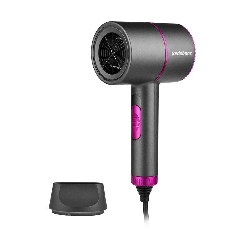 2000 Вт профессиональный мини фен для волос, синий светильник, анион, фен для волос, фен для волос, горячий холодный ветер, электрический фен, салонный инструмент|Фены для волос|   | АлиЭкспресс