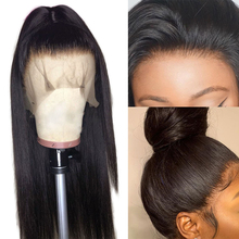 360 Lace Frontal Wig Straight Hair Lace Front Human