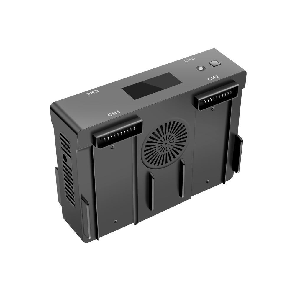 Originele Nieuwe Draagbare DJI Spark Draagbare Power Pack Omvatten Opladen Station Hub & Charger & Power Kabel & 2 stuks spark Batterij - 5
