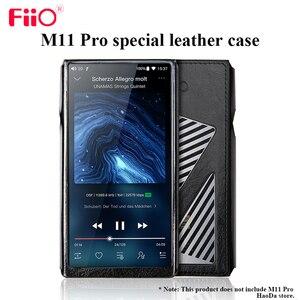 Image 1 - FiiO SK M11 Pro Funda de cuero para reproductor de música M11 Pro, portátil, PU