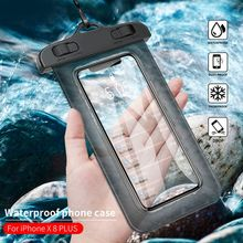 Olaf universal Swimming Bags Waterproof Bag Underwater Pouch Phone Case