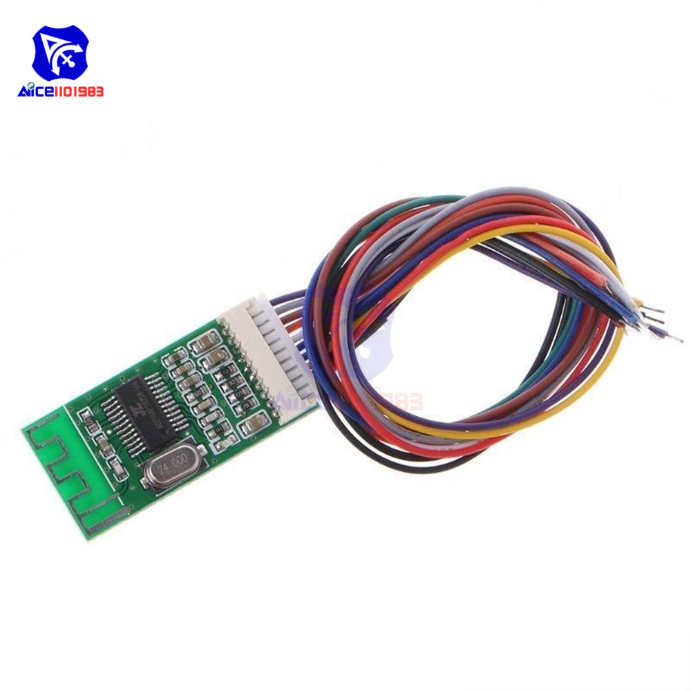 Diymore Bluetooth 4.2 Audio Receiver Board Module Bluetooth Wireless MP3 Decoder Lossless Board