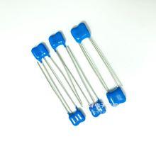 ElecFish condensadores de mica plateada de precisión, 33PF, 100V, 5% PCM5, 100V33PF, Mica militar, 33PF/100V, 10 Uds.