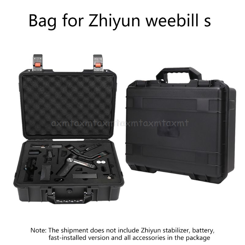 Storage Bag Suitcase Explosion-proof Box Carry Case For Zhiyun Weebill S PTZ Kit D27 19 Dropship
