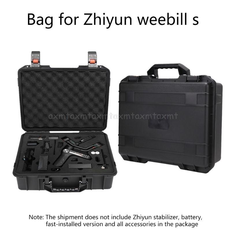 Storage Bag Suitcase Explosion-proof Box Carry Case For Zhiyun Weebill S PTZ Kit D27 19 Dropship
