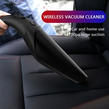 3500pa Strong Power Car Vacuum Cleaner 60W Handheld Portable Models Mini Wet And Dry For Cleaning