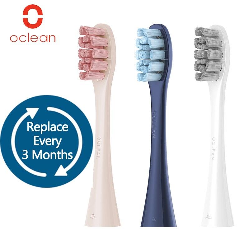Remplacement de tête de brosse à dents Oclean PW01/03/05/07/09 têtes de brousse P5 compatibles avec brosse à dents Sonicare Oclean X/ X pro/ Z1/ F1