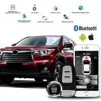 car alarm for ford central locking with remote start and alarm Smart app remote start for lexus start stop button auto start