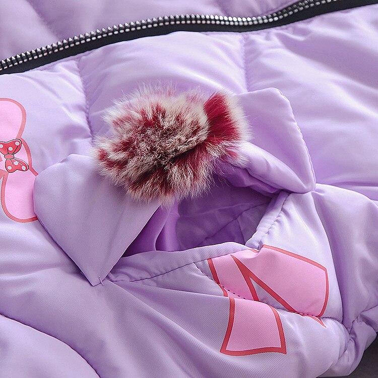 algodao quente criancas casaco arco impressao doce 05