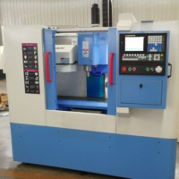 ZX7124FT 18000 rpm CNC milling machine with 12T ATC
