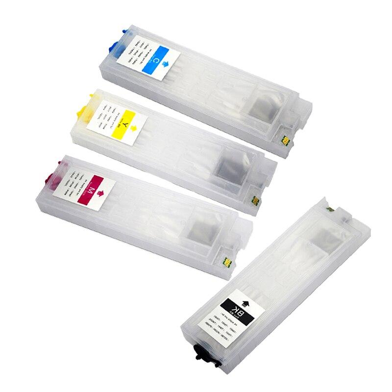 Einkshop T9451 - T9454 945 Refillable Ink Cartridge with ARC Chip For Epson T945xl 945 Workforce Pro WF C5290 C5790 C5210 C5710
