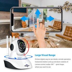 Image 4 - HISEEU IP Camera 1080P HD Wireless Wifi Camera 2MP Wireless Home Security Camera Night Version P2P Home CCTV Camera Baby Monitor