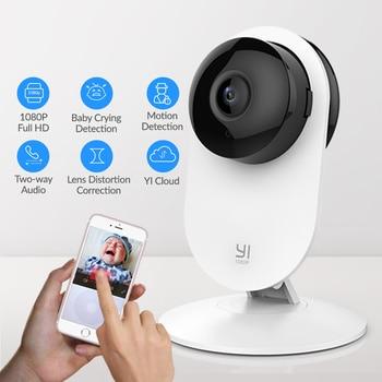 Cámara monitor para bebé oficina 1080P HD IP WIFI