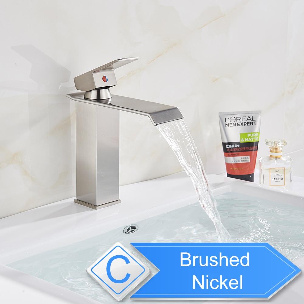 Brushed Nickel YTQ