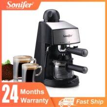 Italian Expresso Coffee Machine Dolce Milk Frother Home Appliances Electric Foam Cappuccino Coffee Maker Semi Automatic Sonifer