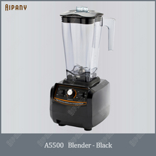 A5500 BPA free commercial electric blender food processor 3L 2200W smoothie mixer for kitchen equipment