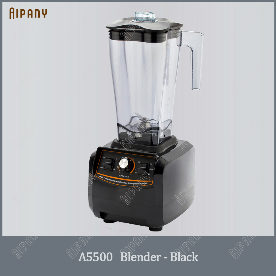A5500 BPA free commercial electric blender food processor 3L 2200W smoothie food mixer for kitchen equipment