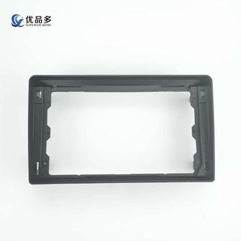 2din 9 inch Car Radio installation DVD GPS mp5 Plastic Fascia Panel frame for Ford Transit 2016 Dash Mount Kit image